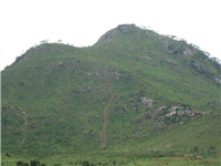 Nguluyanawambe Hill - Jan 2009